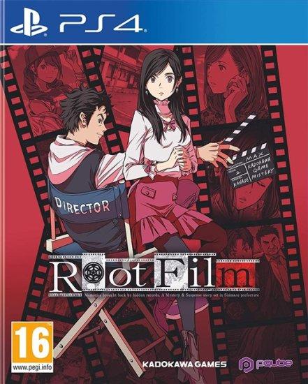 pQube Root Film (PS4) igra