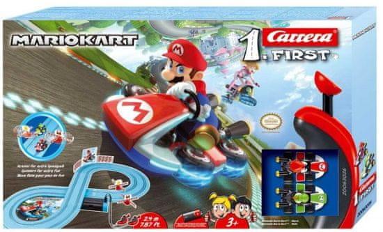 CARRERA FIRST Autóverseny-pálya - 63026 Mario Nintendo