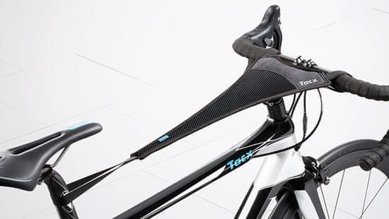Tacx znojnik za kolo, črn