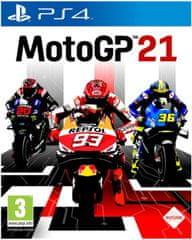 Milestone MotoGP 21 igra (PS4)
