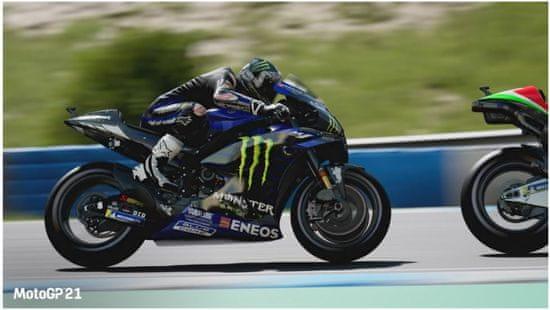 Milestone MotoGP 21 igra (PS5)