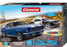 Carrera Autodráha GO 63504 Speed Trap