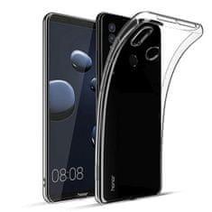 MG Ultra Clear 0.5mm silikonski ovitek za Honor Note 10, pregleden