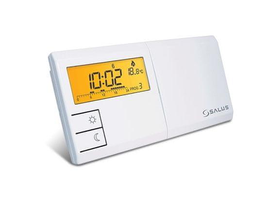 Salus 091 FL - Programovateľný termostat