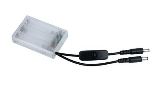 Hudora ljuljačka mreža, viseća, LED, Cosmos