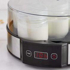 VonShef VonHaus digitalni aparat za pripravo jogurta