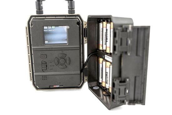 Oxe Panther 4G a kovový box + 32 GB SD karta, 12 ks batérií a doprava ZADARMO!