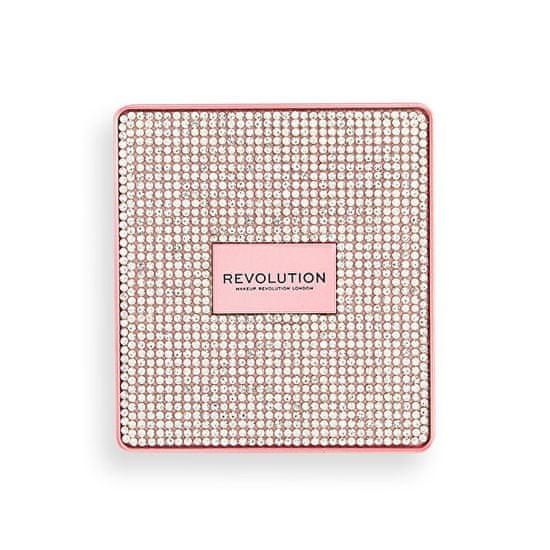 Makeup Revolution Paleta Precious Glamour Glitz Up Mini 7,2 g