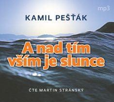 Pešťák Kamil: A nad tím vším je slunce (2x CD) - MP3-CD