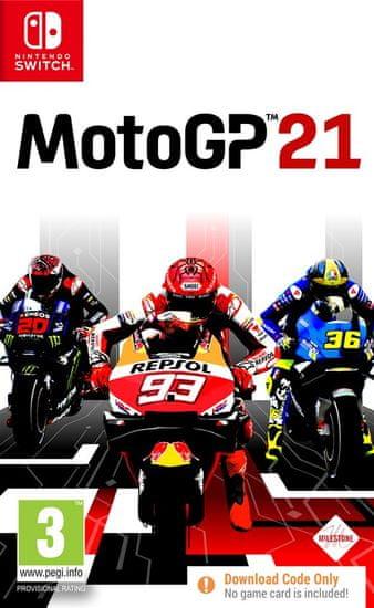 Milestone MotoGP 21 igra (Switch)