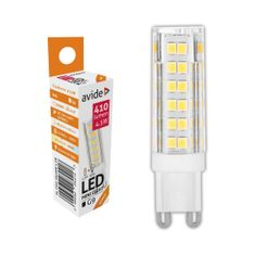 Avide LED žarnica - sijalka G9 4.5W 220V nevtralno bela 4000K