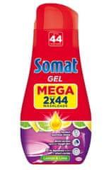 Somat Gel All in 1 Lemon, 2*790 ml, 88 pranj