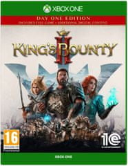 1C Game Studio King's Bounty II - Day One Edition igra (Xbox One in Xbox Series X)