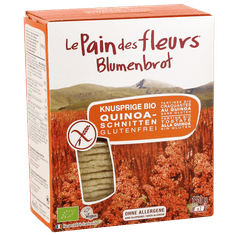 Le Pain des Fleurs Chrumkavý chlebíček s quinoou (150 g)