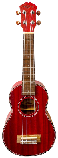 FZone FZU-06S RD ukulele sopránové