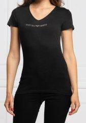 Dámské tričko 164407 CC318, Černá, M