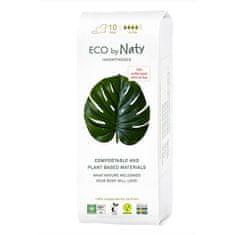 ECO by Naty Dámské ECO inkontinenční vložky Naty - extra (10 ks)