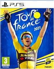 Nacon Tour de France 2021 igra (PS5)
