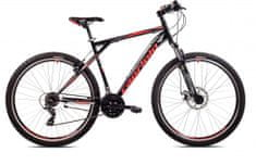 Capriolo Adrenalin 29 gorsko kolo, črno-rdeče