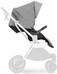 Hauck fotelik sportowy Visionx Seat melange grey