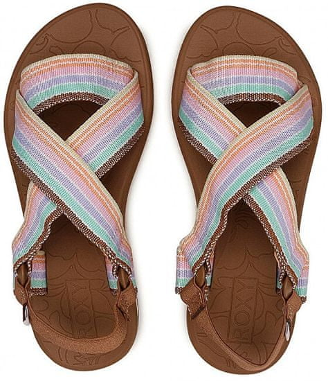 Roxy Ženske sandale Jule s ARJL100929 -TAN