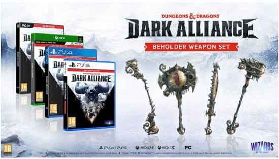 Deep Silver Dungeons and Dragons: Dark Alliance - Day One Edition igra (PS5)