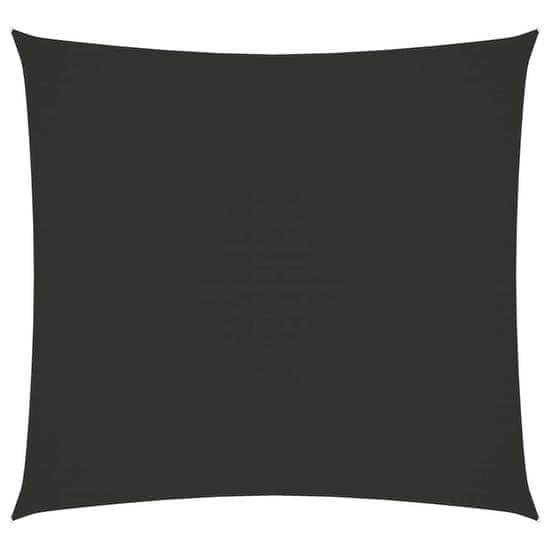 shumee Vrtno jadro Oxford Cloth Square 7 x 7 m antracit