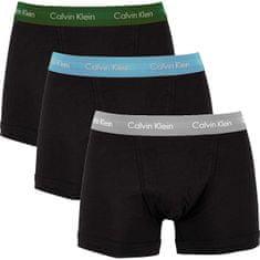 Calvin Klein 3 PACK - férfi boxeralsó U2662G-M9F (Méret S)