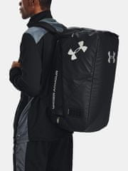 Under Armour Taška Contain Duo Md Duffle-Blk UNI