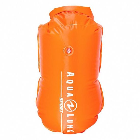 AQUALUNG Bójka a suchý vak SPORT IDRY BAG 15L oranžová