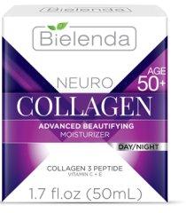 Bielenda NEURO COLLAGEN omladzujúci pleťový krém 50+ deň/noc 50ml