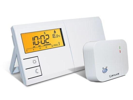 Salus 091 FLRF - Bezdrôtový programovateľný termostat