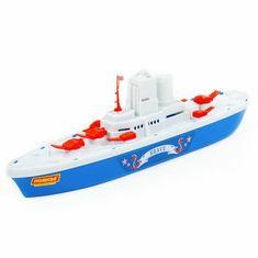 Kraftika Dětská bojová loď brave