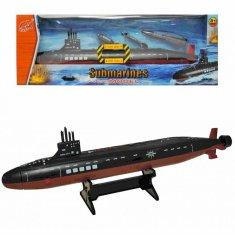 Kraftika Ponorka, světlo, zvuk