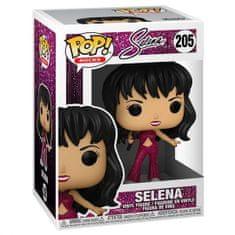 Funko Figurka Rocks: Selena (Burgundy Outfit)
