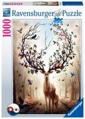 Ravensburger puzzle 150182 Mityczny jeleń, 1000 elementów