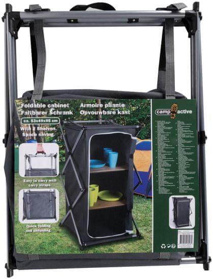 Camp Active kuhinja za kampiranje