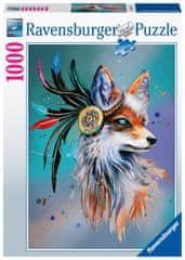 Ravensburger puzzle 167258 Fantastyczny lis, 1000 elementów
