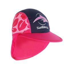 Otroška UV kapa, roza, 2-3 leta