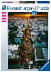 Ravensburger Puzzle 167326 Ulice San Francisca, 1000 dijelova