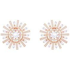 Swarovski LuksusowyKolczykiz kryształkamiSwarovskiSun połysk 5464833