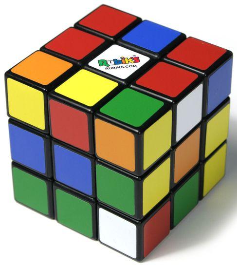 Rubik rubikova kocka, 3x3, serija 2, 08025