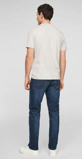 s.Oliver Pánské triko Regular Fit 13.103.32.X140.0332