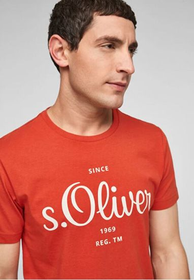 s.Oliver Férfi póló Regular Fit 13.103.32.X140.2461