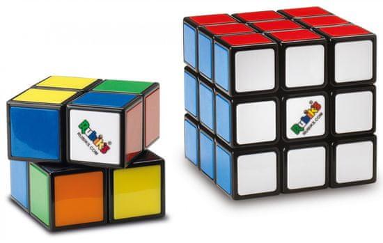 Rubik komplet z rubikovo kocko Now Duo, 2x2x2 in 3x3x3