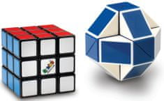 Rubik Rubik kocka retro szett (snake + 3x3x3)