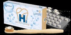 H2 World H2 Dent Care® 60 tabliet - pohodlná ústna hygiena