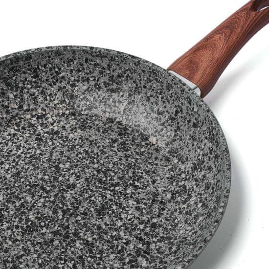 KonigHOFFER Venga set treh granitnih posod