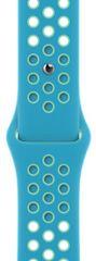 Apple 40mm Chlorine Blue/Green Glow Nike Sport Band - Regular MJ6H3ZM/A