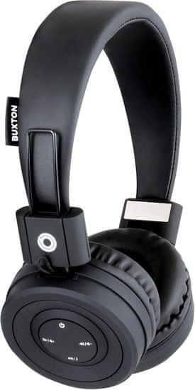 Buxton słuchawki BHP 7501 mk2, czarne